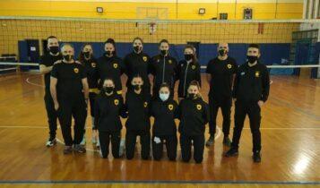 ΑΕΚ: Ξεκίνησε προπονήσεις η γυναικεία ομάδα βόλεϊ (ΦΩΤΟ)