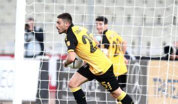 ΑΕΚ-Παναιτωλικός: Ο Γαλανόπουλος MVP (ΦΩΤΟ-VIDEO)