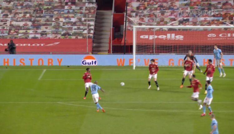 «Καθαρίζει» την Μάντσεστερ Γιουνάιτεντ η Σίτι, 0-2 με τον Φερναντίνιο (VIDEO)