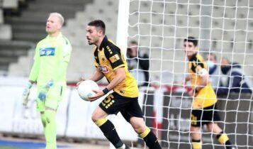 Η ΑΕΚ κέρδισε και ανάσανε όπως… ξέρει ο Μανόλο, 1-0 τον Παναιτωλικό