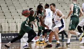 Euroleague: Νέο «χαστούκι» για τον Παναθηναϊκό, ήττα 89-77 από την Ζενίτ