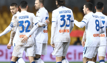 Serie A: «Τεσσάρα» της Αταλάντα στην Μπενεβέντο (VIDEO)