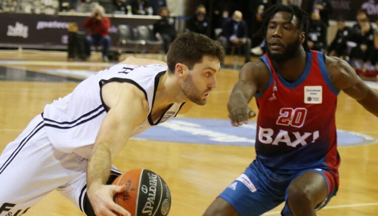 Basket League: Επέστρεψε στις νίκες ο ΠΑΟΚ, 96-87 το Μεσολόγγι