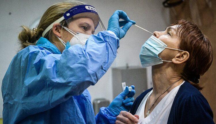 Κορωνοϊός: Στα 445 τα νέα κρούσματα - 353 διασωληνωμένοι - 36 θάνατοι