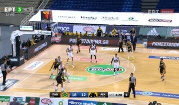 AEK: Σκόραρε μπροστά σε Νέντοβιτς-Παπαγιάννη ο Λάνγκφορντ (VIDEO)