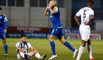 Super League: Διπλό του Αστέρα στη Ριζούπολη, 1-0 τον Απόλλωνα (VIDEO)