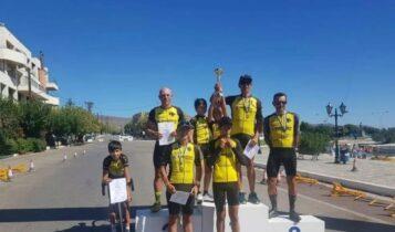 ΑΕΚ: Ενίσχυση για πρωταθλητισμό η ποδηλασία!