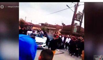 Ημαθία: Περίπου 100 Ρομά γύρισαν βίντεο κλιπ εν μέσω lockdown -Συνωστισμός, χορός & πυροβολισμοί (VIDEO)