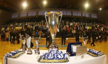 Επίσημο: Με Final Four στο ΟΑΚΑ θα ολοκληρωθεί το Κύπελλο Ελλάδας