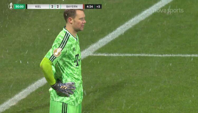 Σοκ για Μπάγερν, 2-2 το Κίελο στο 90+5' (VIDEO)