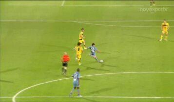 Αρης-ΑΕΚ: Το γκολ... μύθος του Σκόκο μέσα στο Χαριλάου! (VIDEO)
