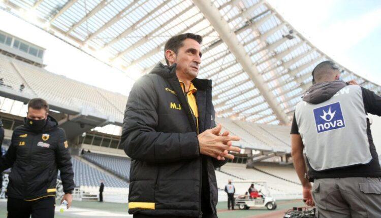 Χιμένεθ: Φτάνει τους 100 αγώνες πρωταθλήματος με την ΑΕΚ σήμερα!