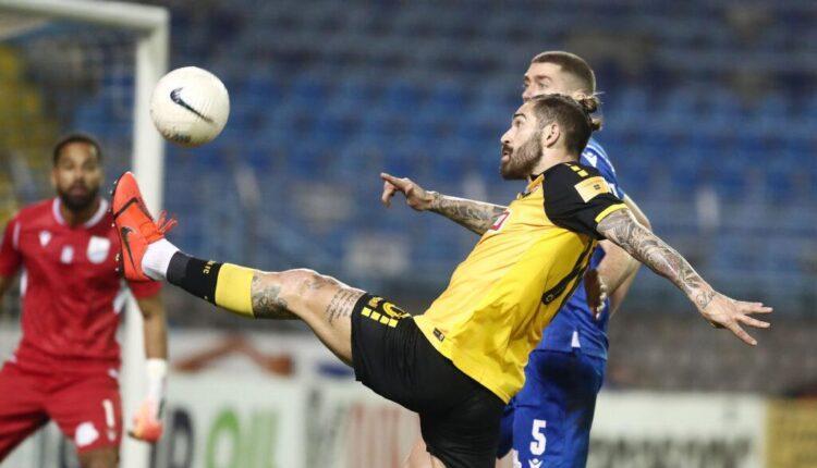 Ο Λιβάγια εκτός 11άδας για τρίτο σερί ματς της ΑΕΚ!