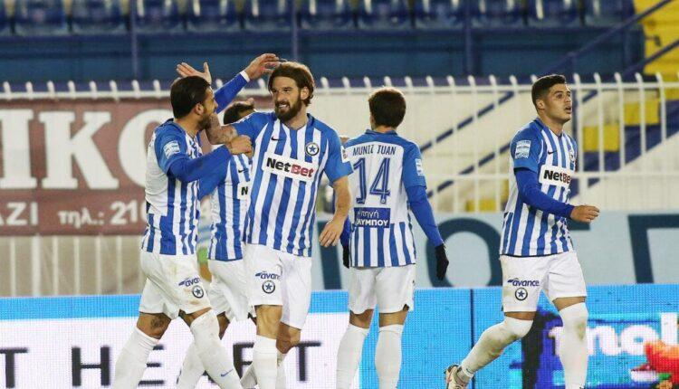 Super League: O Ατρόμητος κέρδισε 2-1 τη Λαμία με ανατροπή (VIDEO)