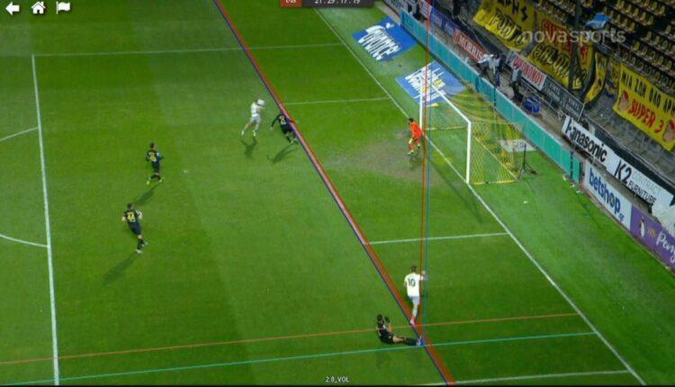 Aρης-ΑΕΚ: Το ακυρωθέν γκολ του Λιβάγια στο 90+7' (VIDEO)