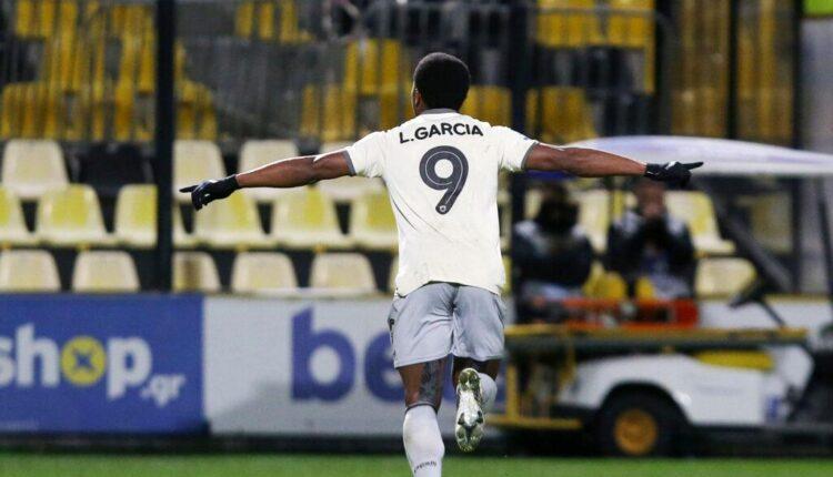 Tο AEK Talk και το ΑΕΚ CS, προσφέρουν μια φανέλα του Λιβάι Γκαρσία!