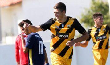 ΑΕΚ: Ο Κοσίδης υπέγραψε επαγγελματικό συμβόλαιο
