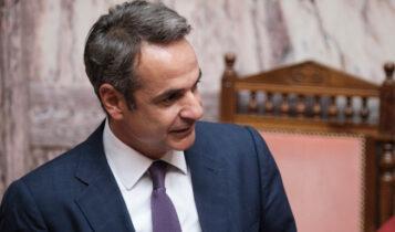 Μητσοτάκης: Ανοίγουμε το λιανεμπόριο τη Δευτέρα σε όλη την Ελλάδα