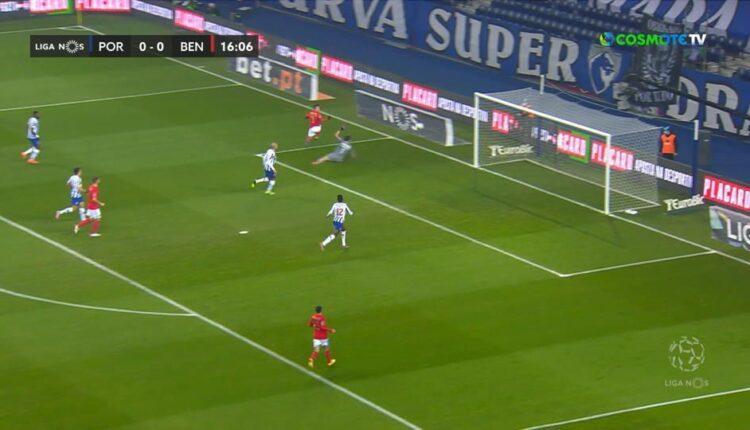 Πόρτο -  Μπενφίκα 1-1 (VIDEO)