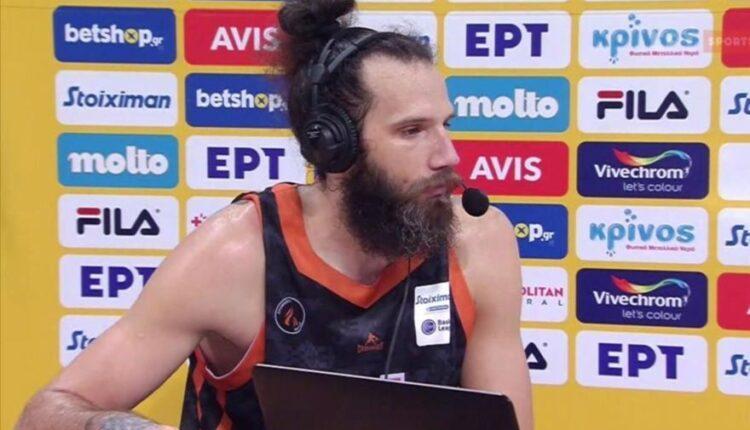 Γιαννόπουλος: «Είναι κρίμα να βλέπεις την ΑΕΚ αποδεκατισμένη» (VIDEO)