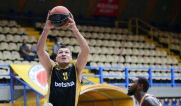 Basket League: Η ΑΕΚ κόντρα στον Προμηθέα στο ΟΑΚΑ -Αναλυτικά το πρόγραμμα