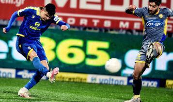 Super League: Νίκησε τον Παναιτωλικό και ανέβηκε 6ος ο Αστέρας (VIDEO)