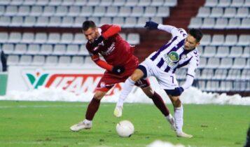 Super League: Μεγάλο διπλό στη Λάρισα για τον Απόλλωνα Σμύρνης με 0-1 (VIDEO)
