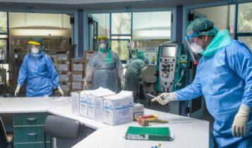 Κορωνοϊός: 510 νέα κρούσματα, 323 διασωληνωμένοι, 20 θάνατοι