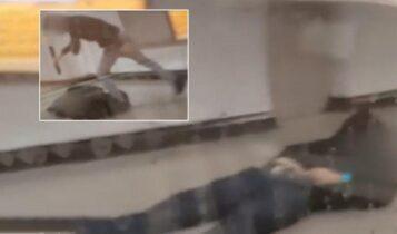 Στον εισαγγελέα οι δύο ανήλικοι που ξυλοκόπησαν τον σταθμάρχη -Τι δήλωσαν (VIDEO)