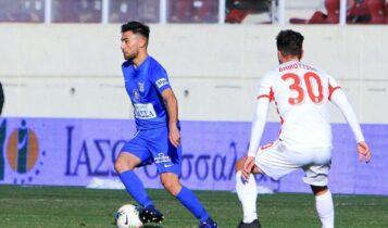 Super League: «Διπλό» του Ιωνικού στην Κρήτη, ισοπαλία ανάμεσα σε Απόλλωνα και Ξάνθη -Τα αποτελέσματα