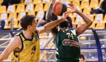 Basket League: Ο Παναθηναϊκός κέρδισε 75-93 τον Αρη στη Θεσσαλονίκη (VIDEO)