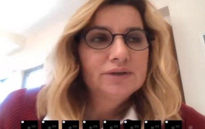 Το VIDEO από την συγκλονιστική καταγγελία της Μπεκατώρου