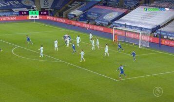 Λέστερ-Τσέλσι: 1-0 με Ντίντι (VIDEO)