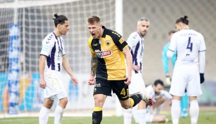 ΑΕΚ-Απόλλων Σμύρνης: MVP ο Σιμάνσκι (ΦΩΤΟ)