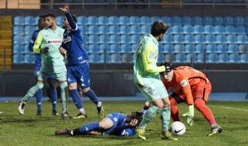 Κύπελλο Ελλάδος: Iσοπαλία στα Ιωάννινα, στο 2-2 ΠΑΣ και Ατρόμητος με γκολ Γούτα (VIDEO)