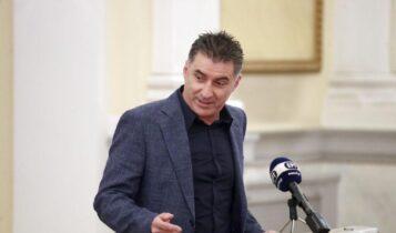 Χατζησαρόγλου για Ζαγοράκη: «Το καλύτερο που θα μπορούσαμε να έχουμε αυτή την στιγμή»