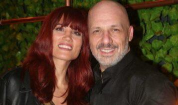 Νίκος Μουτσινάς και Μαίρη Συνατσάκη υπέγραψαν σύμφωνο συμβίωσης