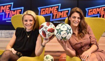 ΟΠΑΠ Game Time με ντέρμπι ΠΑΟΚ-ΑΕΚ στη Super League (VIDEO)