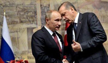 Αλλάζει τις ισορροπίες ο Σουλτάνος: Η απροσδόκητη συμφωνία Πούτιν-Ερντογάν που ανακοινώνεται άμεσα