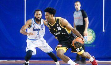 Basket League: Η ΑΕΚ με τον Ιωνικό στο ΟΑΚΑ -Ολο το πρόγραμμα