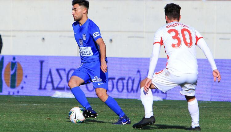 Super League 2: Με Απόλλων Λάρισας-Διαγόρας ανοίγει το πρόγραμμα της 3ης αγωνιστικής