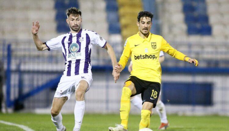 Super League: Επιασε την ΑΕΚ με ματς περισσότερο ο Αρης
