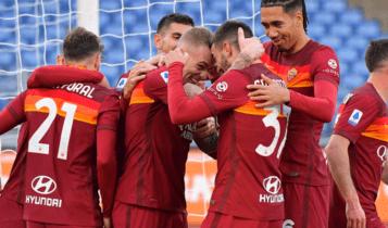 Ρόμα-Σπέτσια 4-3: Πήρε εκδίκηση στο 90+2' -Γκολ ξανά ο Βέρντε (VIDEO)