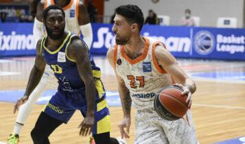 Basket League: Με ανατροπή ο Προμηθέας έσπασε το σερί του Λαυρίου (VIDEO)