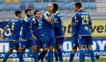Super League: «Καθάρισε» ο Μπαράλες για τον Αστέρα, 1-0 τη Λάρισα (VIDEO)