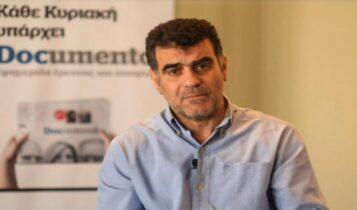 «Το χοντρό γουρούνι της πολιτικής»: Λάβρος ο Κώστας Βαξεβάνης για τον φερόμενο βιαστή πολιτικό (ΦΩΤΟ)