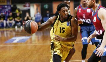 Basket League: Ανετη νίκη του Αρη, 77-48 το Μεσολόγγι (VIDEO)