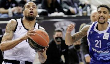 Basket League: Ο ΠΑΟΚ πήρε το ντέρμπι της Θεσσαλονίκης, 79-72 τον Ηρακλή (VIDEO)