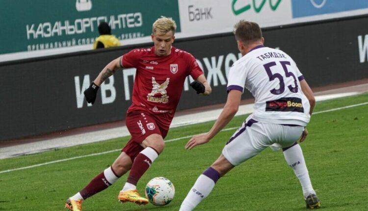 «ΑΕΚ και Ρούμπιν Καζάν συμφώνησαν για τη μεταγραφή του Νταντσένκο!»