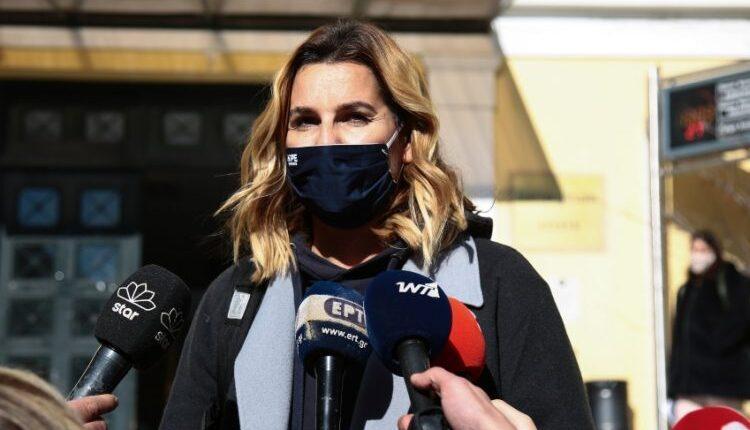 Μπεκατώρου: Αυτή είναι η κατάθεσή της στον εισαγγελέα!